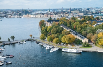 Vogue - A guide to Skeppsholmen